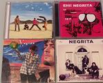 Negrita 4 Album CD