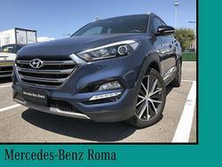 Hyundai Tucson 1.7 CRDi DCT XPossible