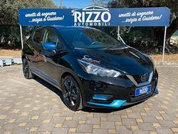 Nissan micra 1.5dci 90cv tekna n sport navi camera