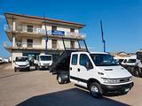Iveco daily 35c11 doppia cabina 6+ ribaltabile