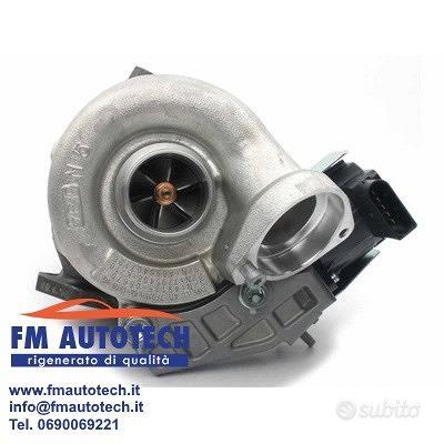 Turbina Mitsubishi 4913505670 Bmw 120, 118, 320