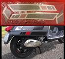 Accessori Special Parts Piaggio Vespa GTS