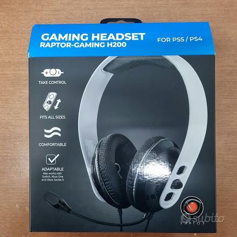 Gaming Headset Raptor-Gaming H200