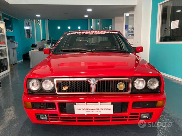 Lancia Delta Evoluzione 2.0 16V Turbo