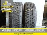 Gomme usate 225 75 15 102t fulda