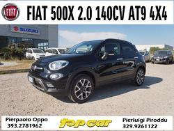 FIAT 500X 2.0 MultiJet 140 CV AT9 4x4 Cross