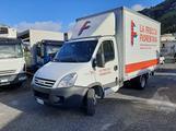 Iveco daily 35c10 furgone in lega 3.80