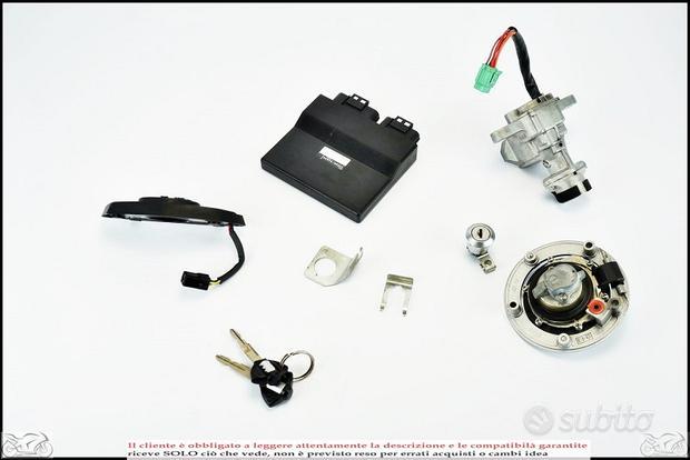 Blocchetto chiave Suzuki gsr 600 06 11