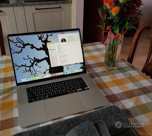 Come nuovo - Macbook Pro 16