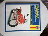 Xj 600 Yamaha manuali