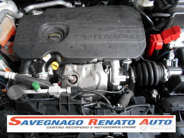 Motore Ford Ecosport 1.5 tdci MOTORE XVJD