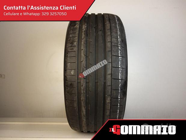 Gomme usate 255 35 R 21 CONTINENTAL ESTIVE