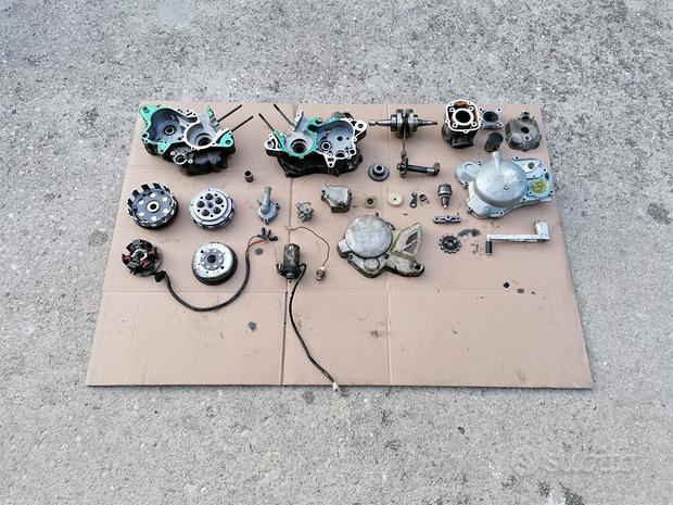 Derbi 50 GPR Nude Senda 2007-2018