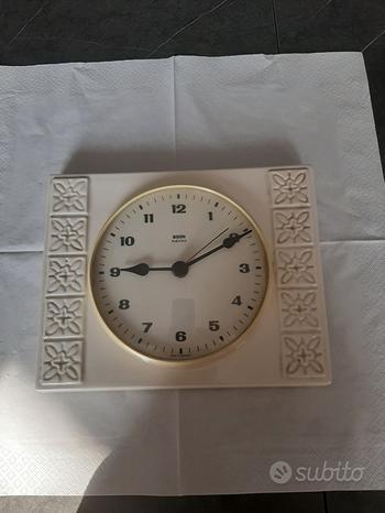 Orologio da muro con pila inclusa
