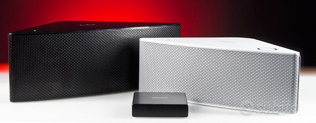 Impianto Audio Stereo Wireless Multiroom Samsung