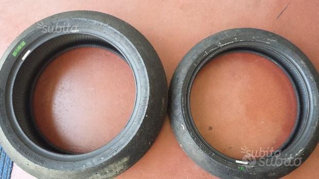 Gomme moto Pirelli, Metzler e Dunlop usate