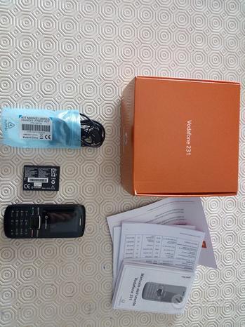 Telefono cellulare Brand Vodafone 231