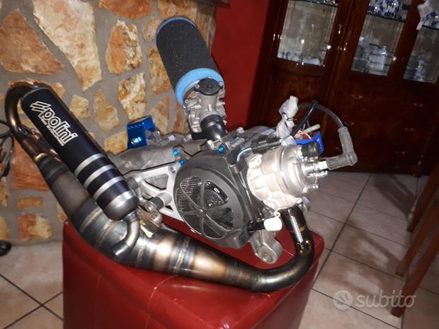 Blocco motore Polini 94cc per Piaggio