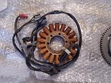 Statore / motorino avviamento triumph tiger 800