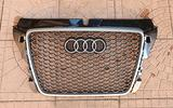 Calandra Audi RS3 Originale 8P S-Line S3 2008-2013