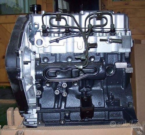 Motore nuovo km0 Hyundai 2.5tdi Galloper Kia k2.5
