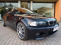 Bmw m3 coupe' smg ii full opt. pelle tetto navi 19
