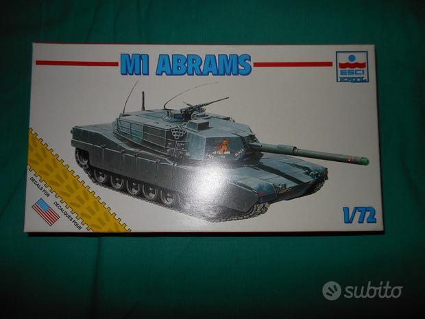 Modellismo mezzi militari e carri armati