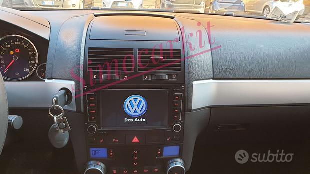 Autoradio Rns510 Android 10 X VW Touareg Multivan