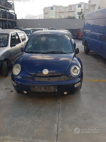 New beetle volkswagen tutti i ricambi