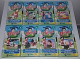 Lotto 8 VHS originali Heidi cartone animato RBA