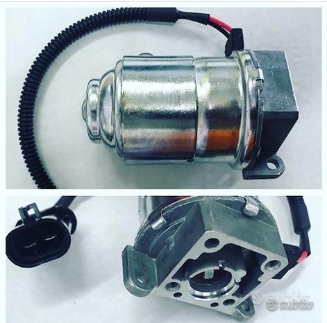 Elettropompa cambio dual Logic robotizzato Fiat