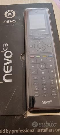Telecomando universale touch screen