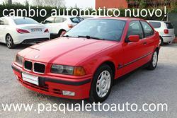 BMW 316 CAMBIO AUTOM. NUOVO i Compact YOUNGTIMER