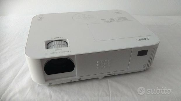 Videoproiettore Nec hdmi molto luminoso