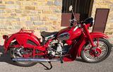 Moto Guzzi Falcone 500 Turismo - Targa oro FMI
