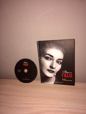 CD + BOOKLET Maria CALLAS vol 2