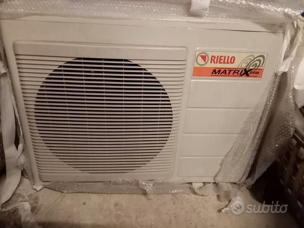 Climatizzatore pompa di calore Riello trial split