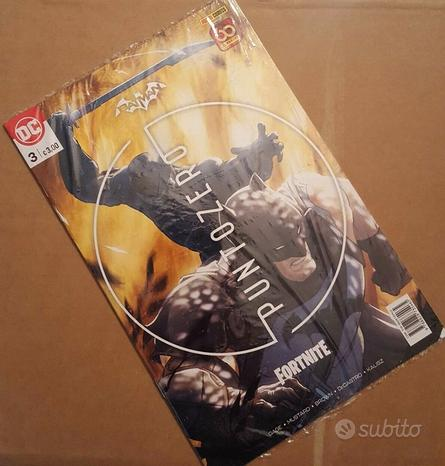 Batman/Fortnite Punto Zero 3 con CODICE Skin