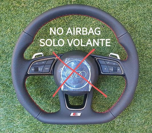 Volante Audi Piatto S Automatico Nuovo Q2 A3 A4 A5