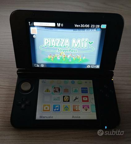 Tendo 3DS XL - Console Blue