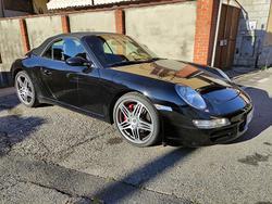 Porsche 997 S cabrio