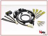 Kit cambio elettronico Healtech cablaggio dedicato