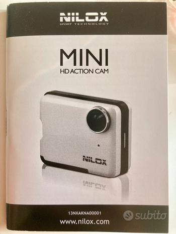 Nilox mini hd action cam