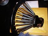 Struttura in metalllo sella per motom c48