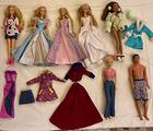 Lotto Barbie, Bratz, Casa, Fioraio, Maggiolino
