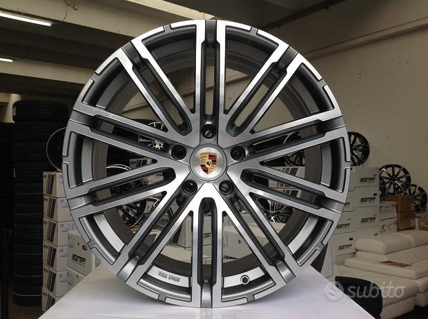 Cerchi Porsche raggio 20 NUOVI cod.38930