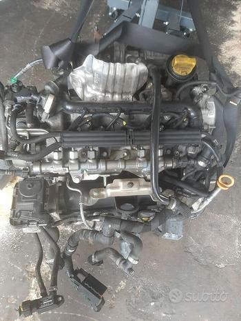 Motore 95 cv fiat - opel -peugeot- citroen- alfa