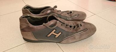 Scarpe hogan uomo n. 45 46 originali - Abbigliamento e Accessori ...