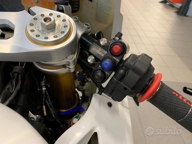 Pulsantiera Panigale V4 Ducati destra