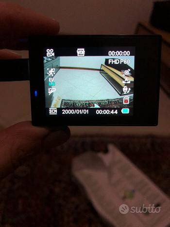 DBPOWER 4K Action Cam WIFI 170gradi grandangolare